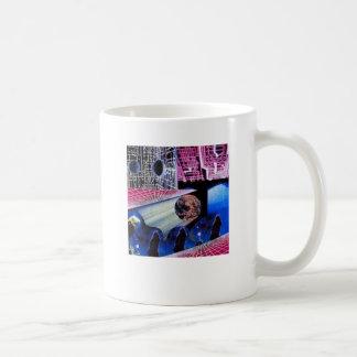 Gary War / DON'T DRINK POLICE WATER Basic White Mug
