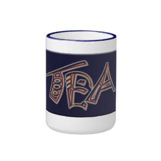 Gary's Tea Cup Coffee Mugs