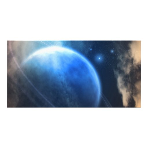 Gas Giant Photo Greeting Card