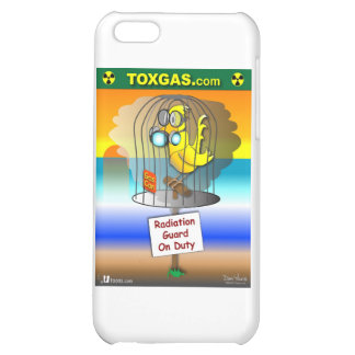 Gas Guard iPhone 5C Case