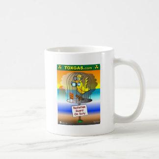 Gas Guard Coffee Mugs