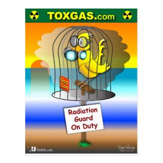 Gas Guard Postcards