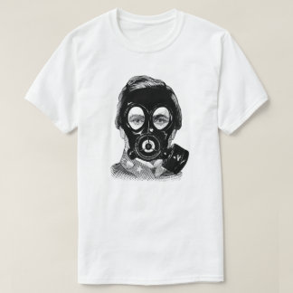 Gas Mask Citizen T-Shirt