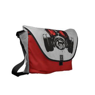 Gas Mask Commuter Bag