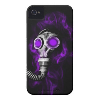 Gas mask iPhone 4 Case-Mate cases