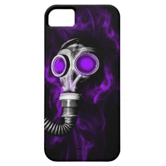 Gas mask iPhone 5 cases