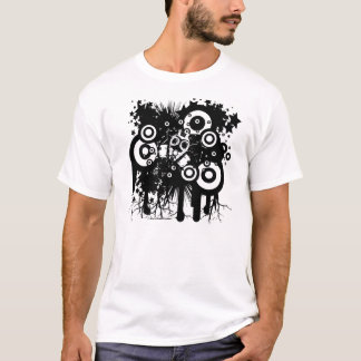 Gas Mask Nation T-Shirt