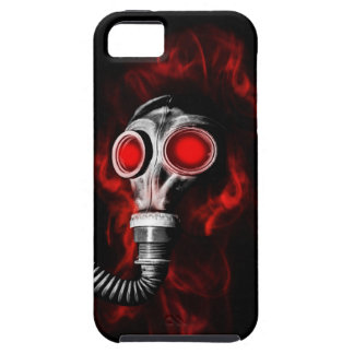 Gas mask tough iPhone 5 case