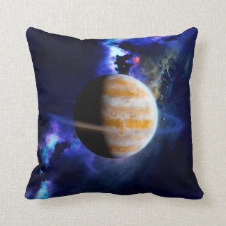 Gas Planet Pillow