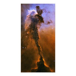 Gas Spire In The Eagle Nebula Photo Print