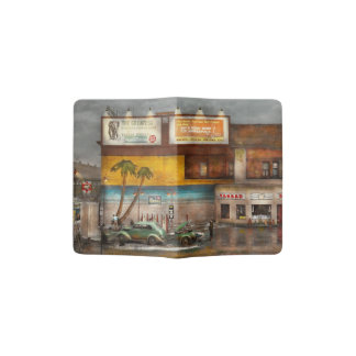 Gas Station - Dreaming of summer 1937 Passport Holder