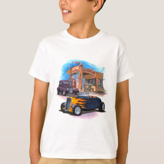 Gas Station Hot Rod T-Shirt