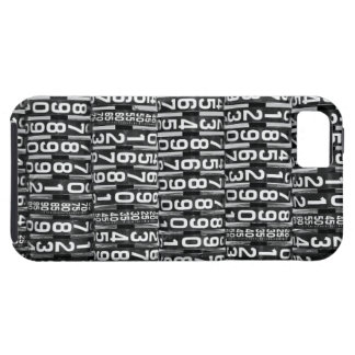 Gas Tank Dials iPhone 5 Case