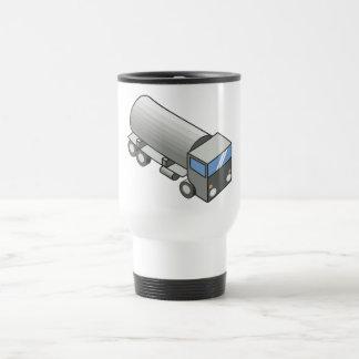 Gas truck.ai coffee mug