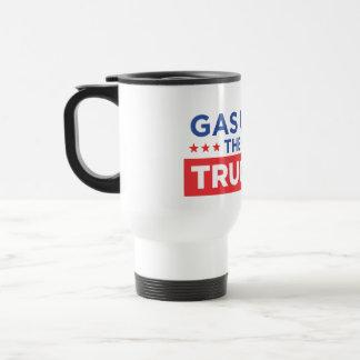 Gas Up the Truck Travel Mug