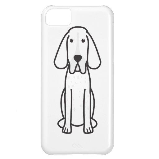 Gascon Saintongeois Dog Cartoon iPhone 5C Cases