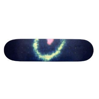 Gaseous Ring Around Supernova 1987A Custom Skate Board