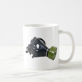 GasMask052409 Coffee Mugs