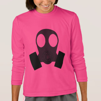 Gasmask Gas Mask T-Shirt