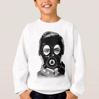 Gasmask Man Sweatshirt