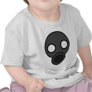 gasmask t shirt