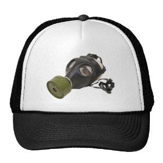GasMaskSkull052409 Mesh Hat