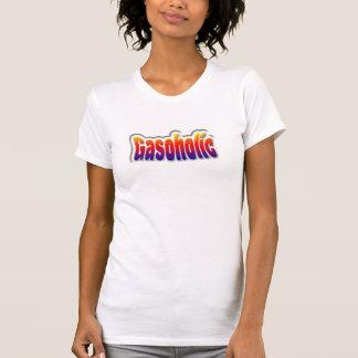 gasoholic tee shirt