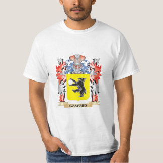Gaspard Coat of Arms - Family Crest T-Shirt