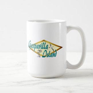 Gasparilla Island Florida beach design Coffee Mug