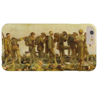 Gassed by John Singer Sargent World War I Barely There iPhone 6 Plus Case