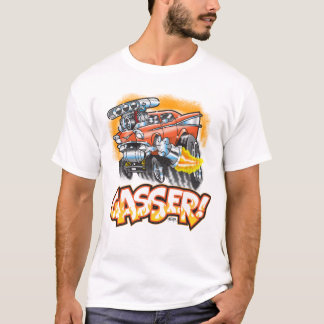Gasser hot rod design T-Shirt