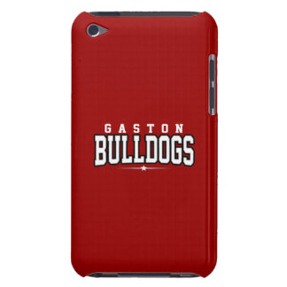 Gaston High School; Bulldogs iPod Touch Covers