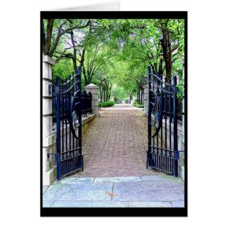 gate card