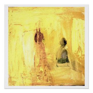 Gatekeeper - 20 x 20 glossy print