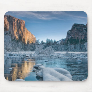 Gates in Yosemite Mouse Pad