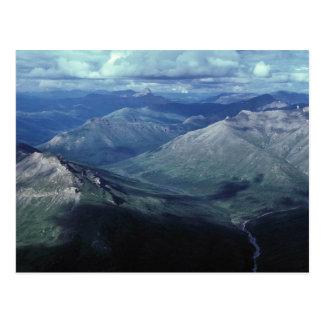 Gates of the Arctic National Park Postcard