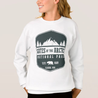 Gates of the Arctic National Park Sweatshirt