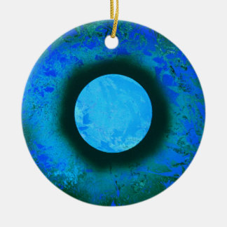 """""""Gateway"""" Abstract Painting Ornament"""