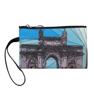 Gateway of India - Key Coin Clutch Coin Wallet