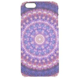 Gateway of Stars Mandala Clear iPhone 6 Plus Case
