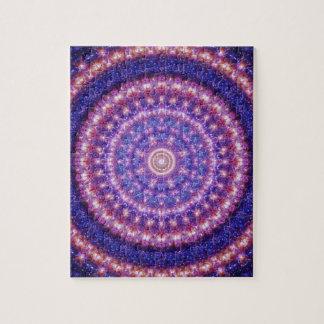 Gateway of Stars Mandala Jigsaw Puzzle