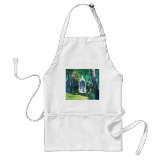 Gateway To The Parallel World Standard Apron