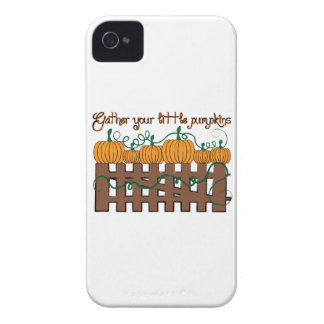 Gather Your Little Pumpkins iPhone 4 Cases