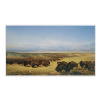 Gathering of the Herds Poster