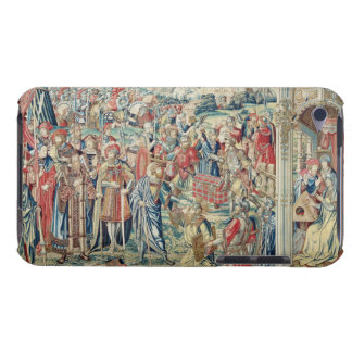 Gathering the Booty, Tapestry of David and Bathshe iPod Touch Cover