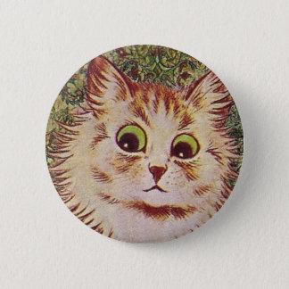 Gato 6 Cm Round Badge