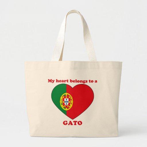 Gato Canvas Bag