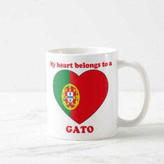 Gato Mug