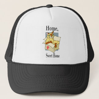 GATO-NO-BOX TRUCKER HAT
