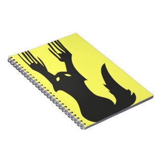 Gato Spiral Note Book